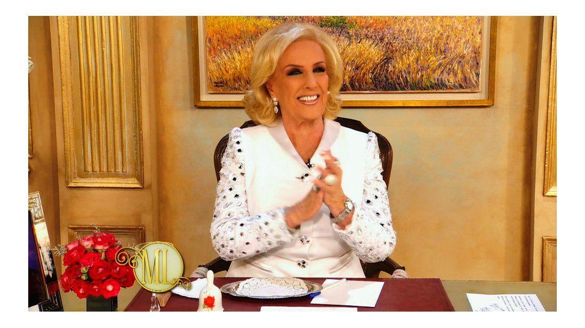 Mirtha suspendió la cena del sábado por enfermedad, ¿peligra el Almorzando?
