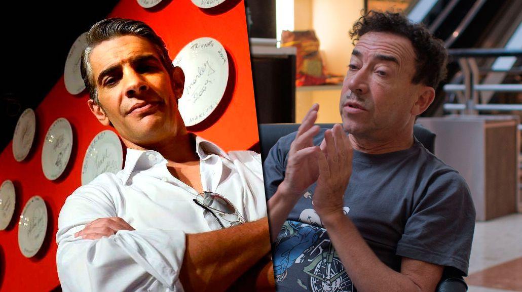 Pablo Echarri, furioso: Aníbal Pachano no tiene la más pu... idea de lo que dice