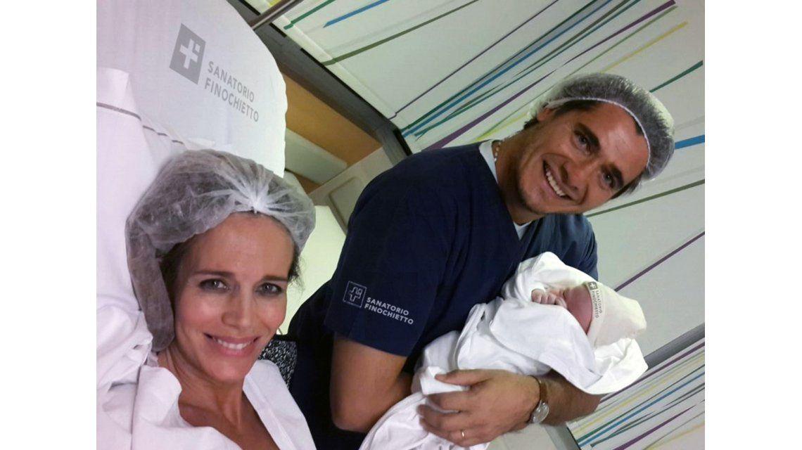 Guillermo Andino sobre su hijo recién nacido: Me siento como si hubiese sido papá por primera vez