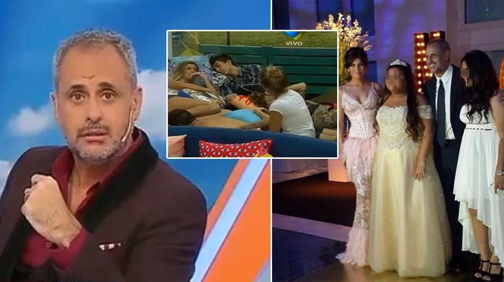 Rial se enteró que Eloy de GH fue a los 15 de Morena y estalló en vivo: ¡La guita que gasté al..!