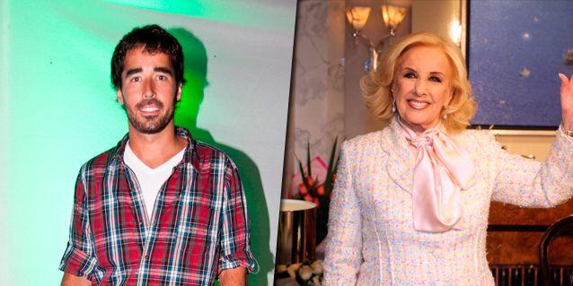 Nacho Viale, resignado con la fama: Por ser el nieto de... ya no tengo ni nombre