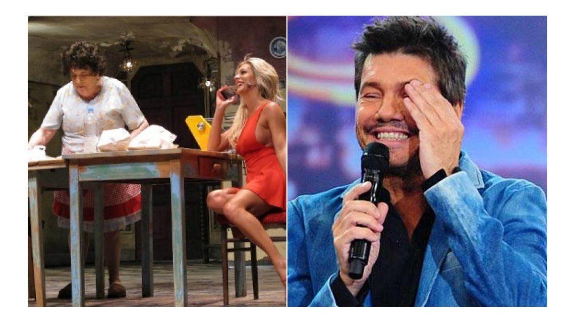 Antonio Gasalla y la disputa por Noelia Marzol en el Bailando: Estoy muy contento con lo que hace, pero...