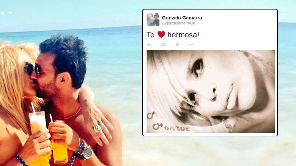 Nazarena Vélez se casará este año con Gonzalo Gamarra