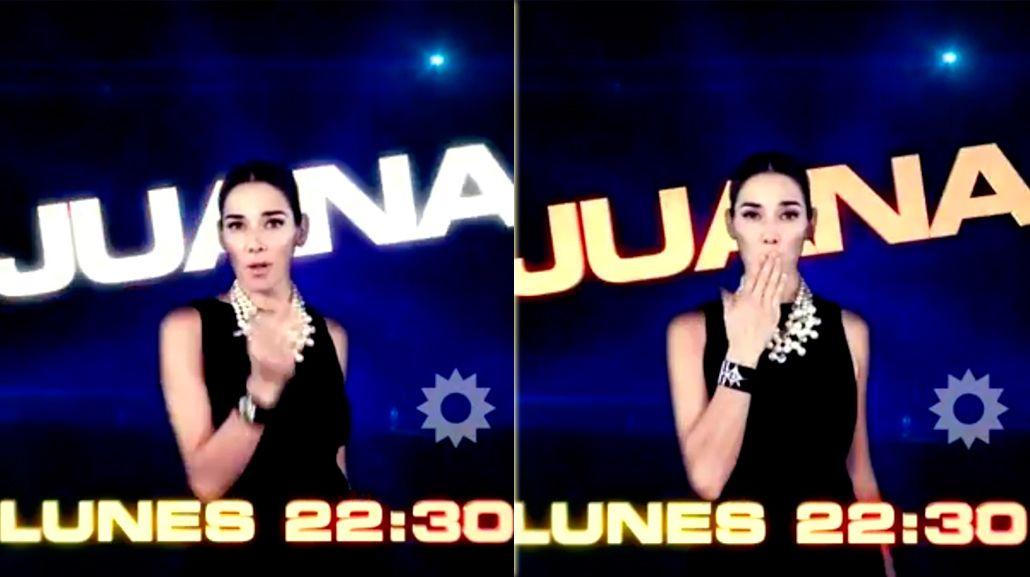 Juana Viale, la más odiada: cierra la promo del Bailando y sigue provocando celos a sus compañeros