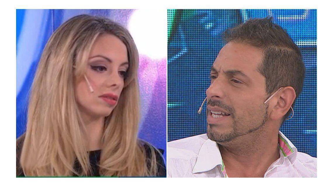 Gisela Bernal denunció a Ariel Diwan por incumplimiento en el régimen de visitas a su hijo