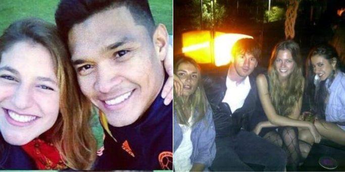 Hermanitas botineras, hot y peligrosas: las participantes de GH con pasado con futbolistas