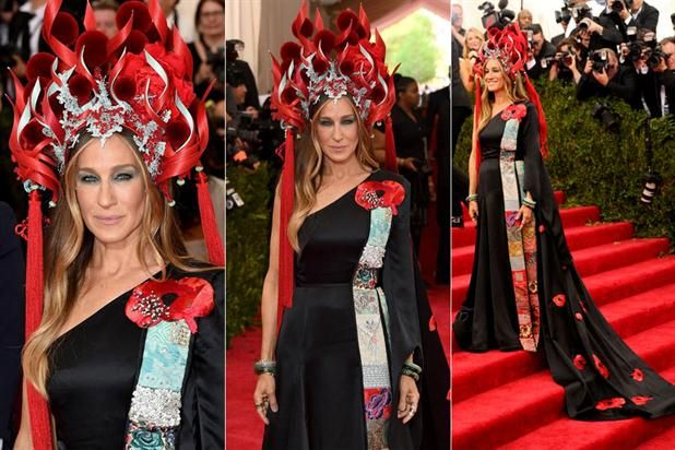 Hollywood, osado: los looks más provocativos y extravagantes de la gala del MET