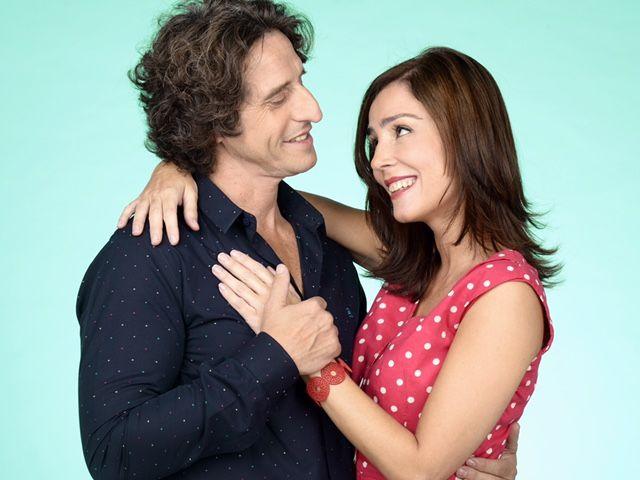 Diego Peretti y Paola Krum, protagonizarán el estreno de la comedia más emotiva