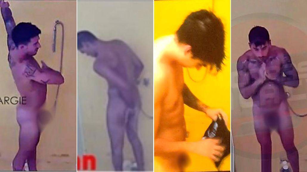 Los varones de Gran Hermano, al desnudo: ellos son Brian, Nicolás y Eloy