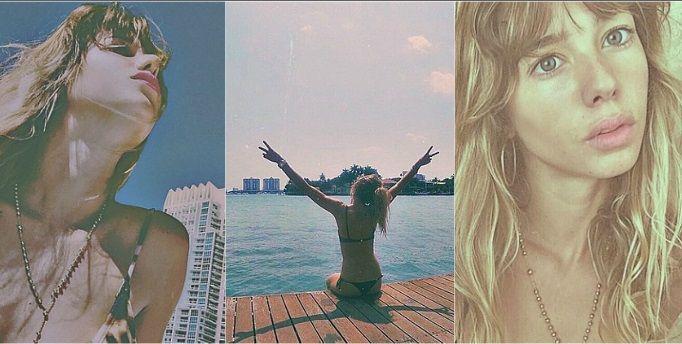 Lucía Celasco, más sexy que nunca: cambio de look, vacaciones en Florida y nuevas tendencias