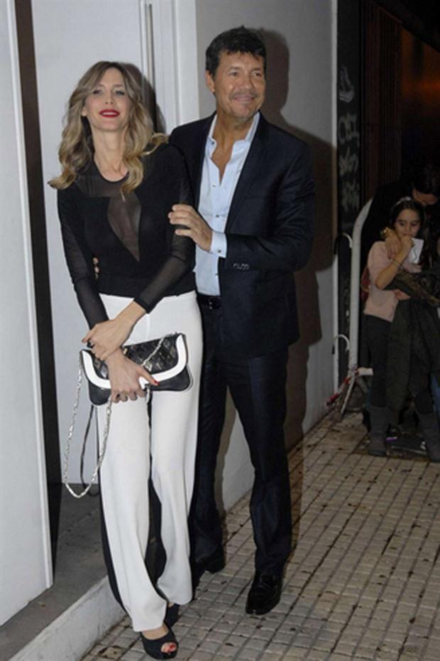 Marcelo Tinelli y Guillermina Valdés, ¿a un paso de la convivencia bajo el mismo techo?