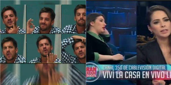 El fuerte descargo de Francisco Delgado y en el debate se mataron de nuevo Victoria Vannucci y Sofía Gala
