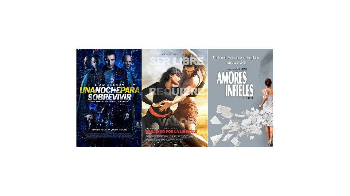 Los estrenos de cine de esta semana