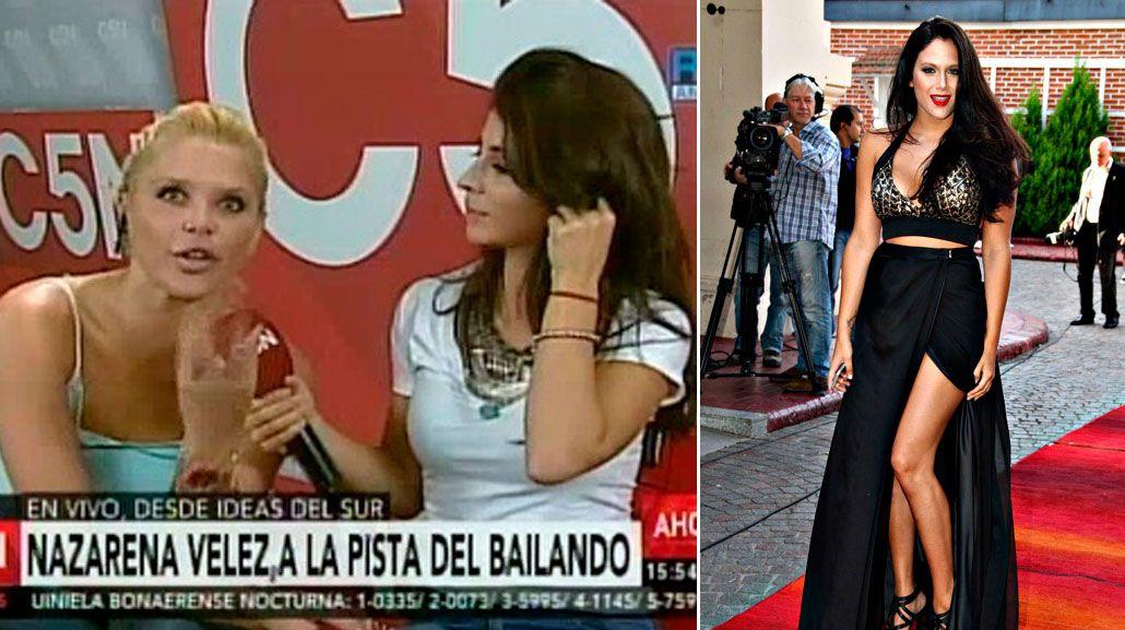 Qué haría Nazarena Vélez si va al duelo telefónico con Barbie en el Bailando: su respuesta