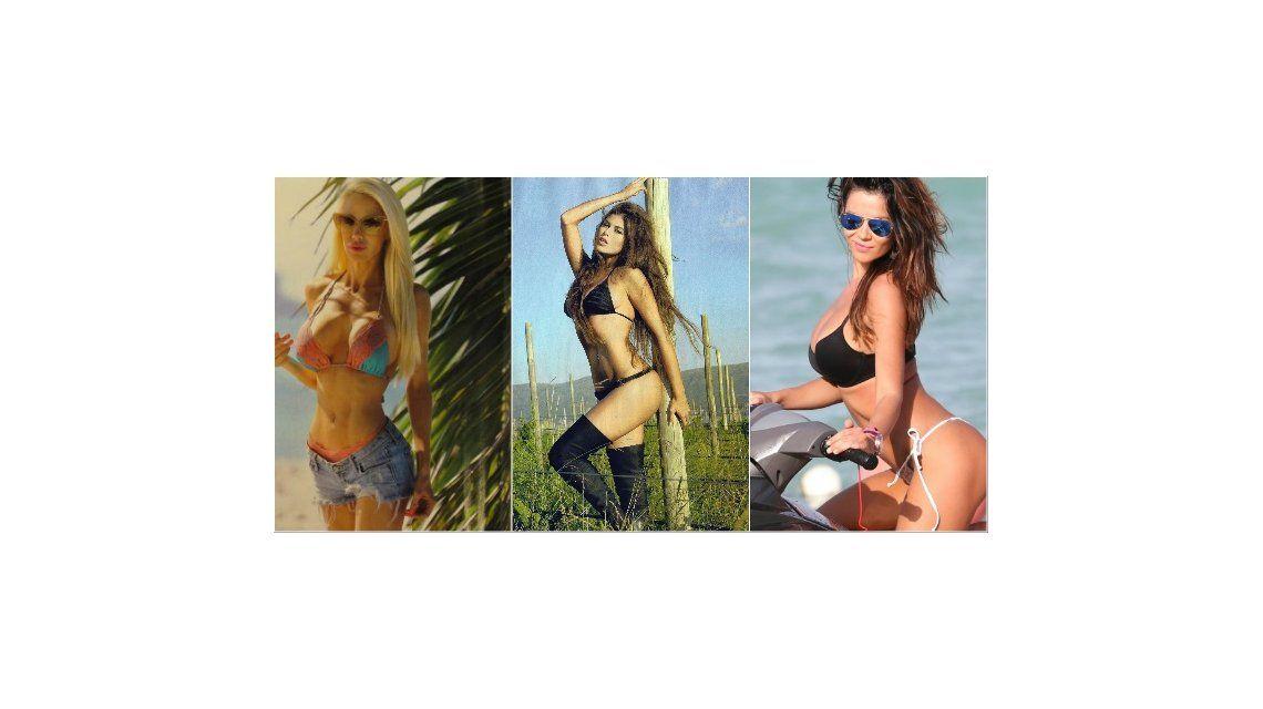 Luli, Loly y Karina, las diosas más hot juntas en una película: el amor, el sexo y sus fantasías