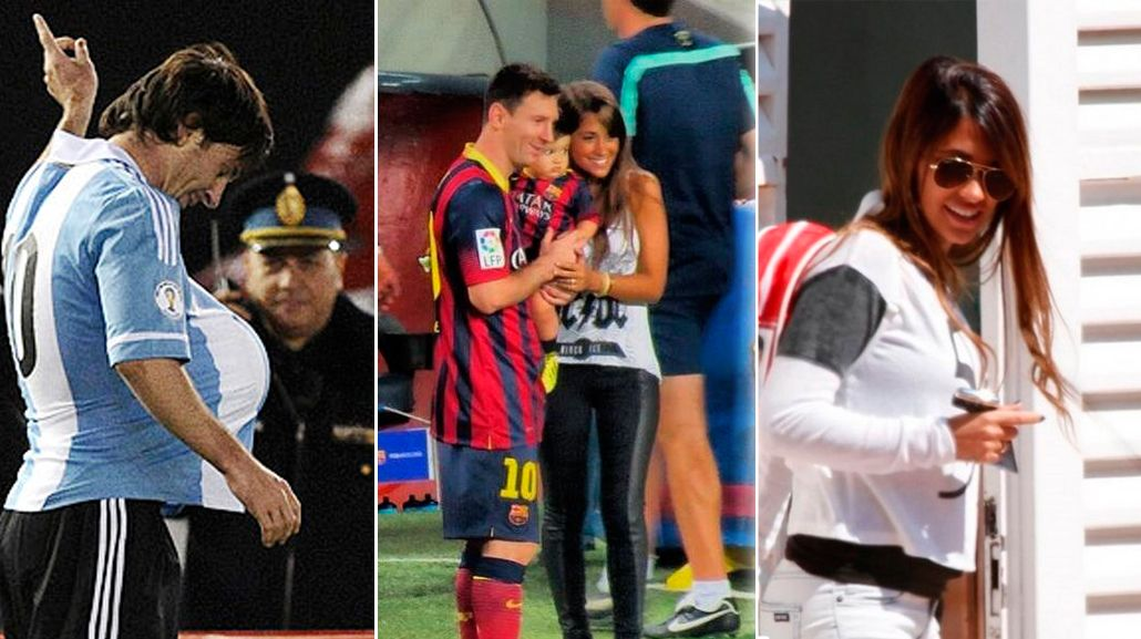 En Rosario aseguran que Lionel Messi y Antonella Roccuzzo esperan otro varón y se llamará...