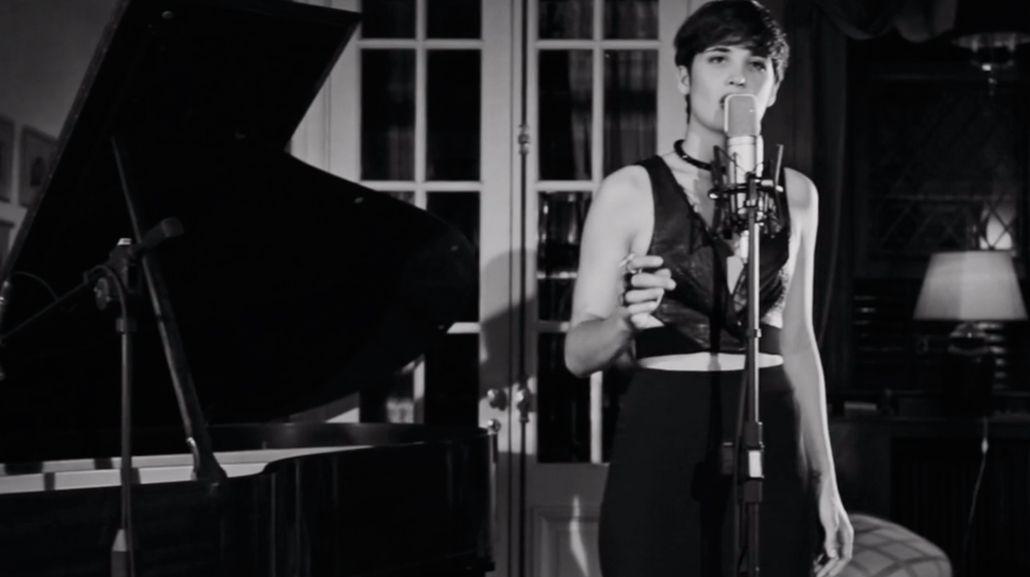 La increíble voz de Florencia Torrente, la hija de Araceli González que se lanzó como cantante