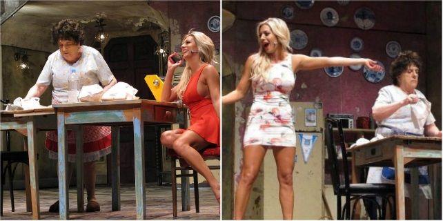 La advertencia de Antonio Gasalla a Noelia Marzol por el Bailando 2015