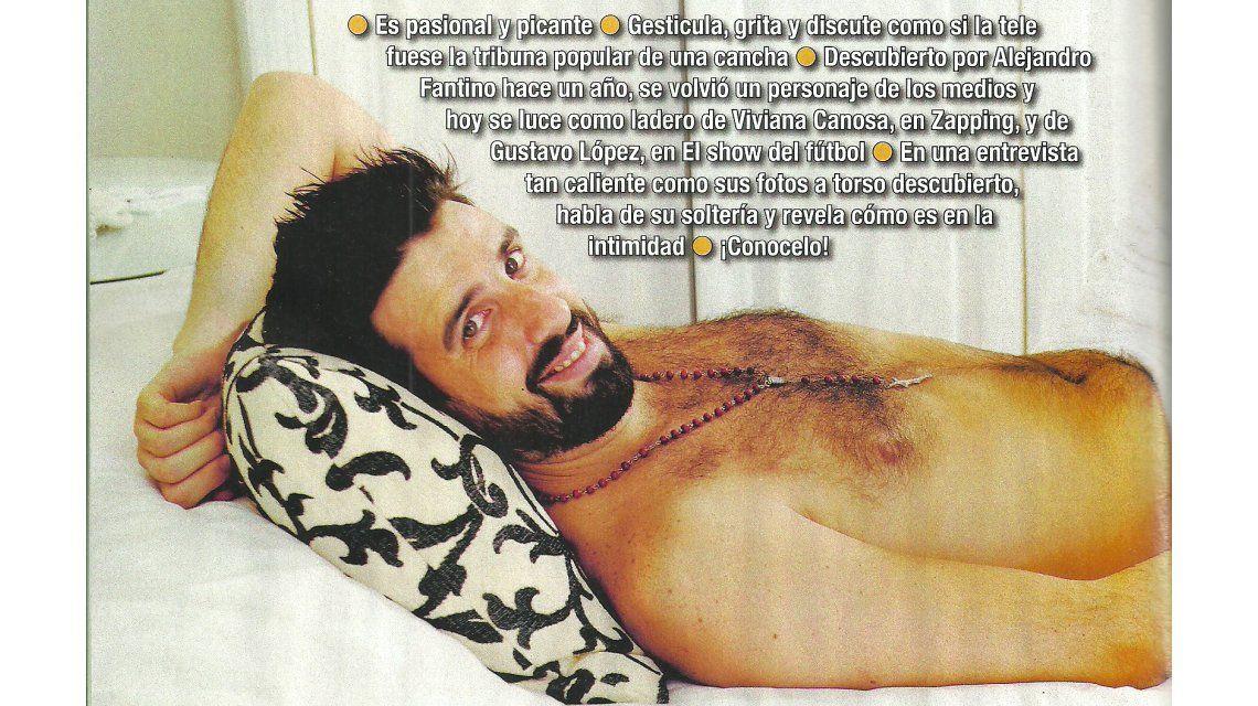 La producción hot de Flavio Azzaro, el panelista de Viviana Canosa: Tuve sexo en el planetario