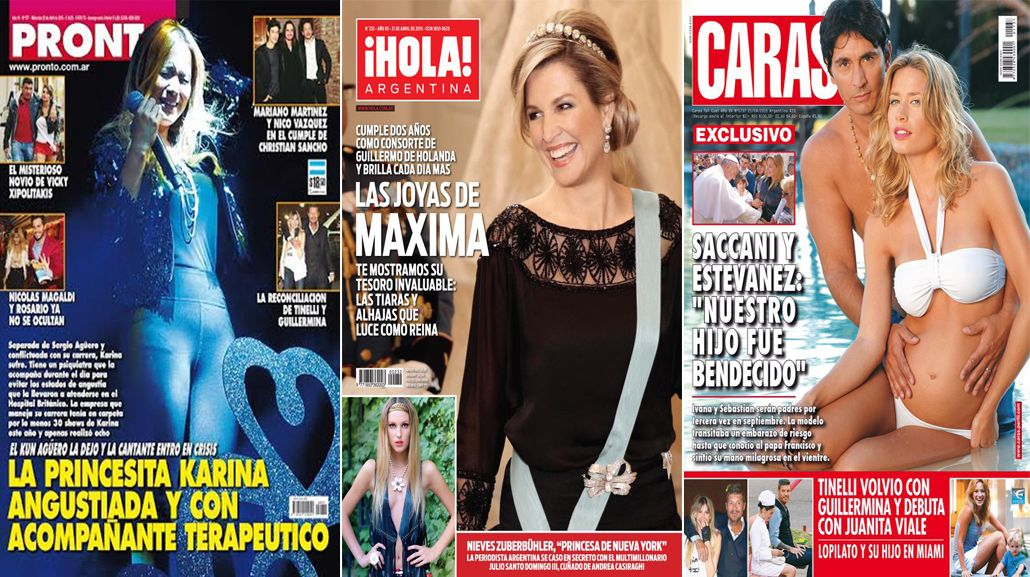 El milagro del Papa Francisco con el hijo de Ivana Saccani y Sebastián Estevanez, y la crisis psicológica de Karina La Princesita