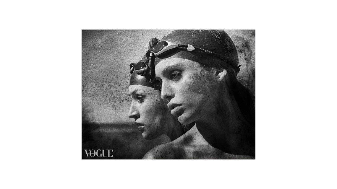 Insólito: la famosa testigo del caso Nisman, Florencia Cocucci, desnuda en la revista Vogue