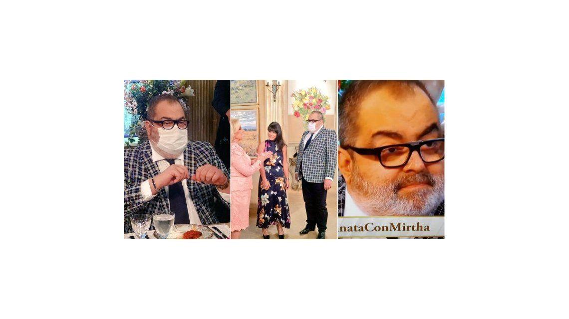 Reapareció Jorge Lanata y su mujer, después de su compleja operación: Tuve miedo de morirme