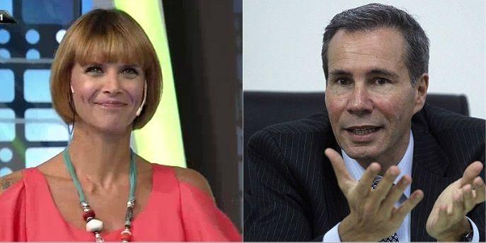 El papelón de Amalia Granata en televisión: se metió en el caso Nisman y le dijeron gente boba