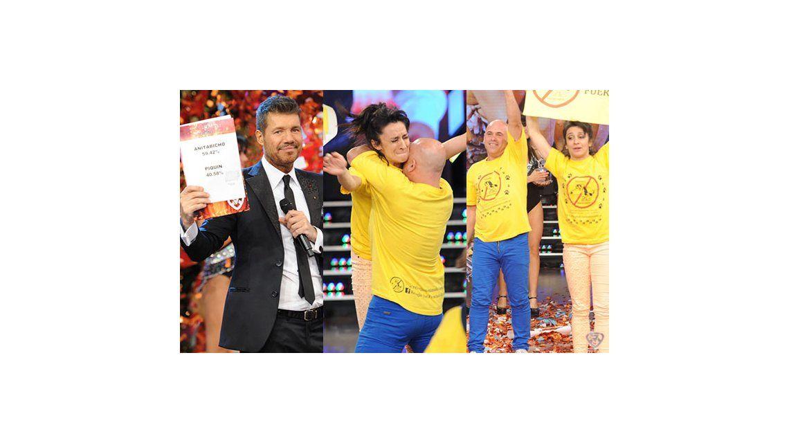 Anita Martínez y el Bicho Gómez van por el bicampeonato: aceptaron volver a la pista de Showmatch