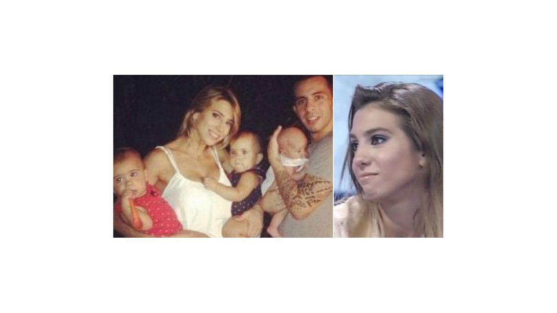 El desgarrador audio de Cinthia Fernández: la familia de Matías Defederico la trató de mala madre