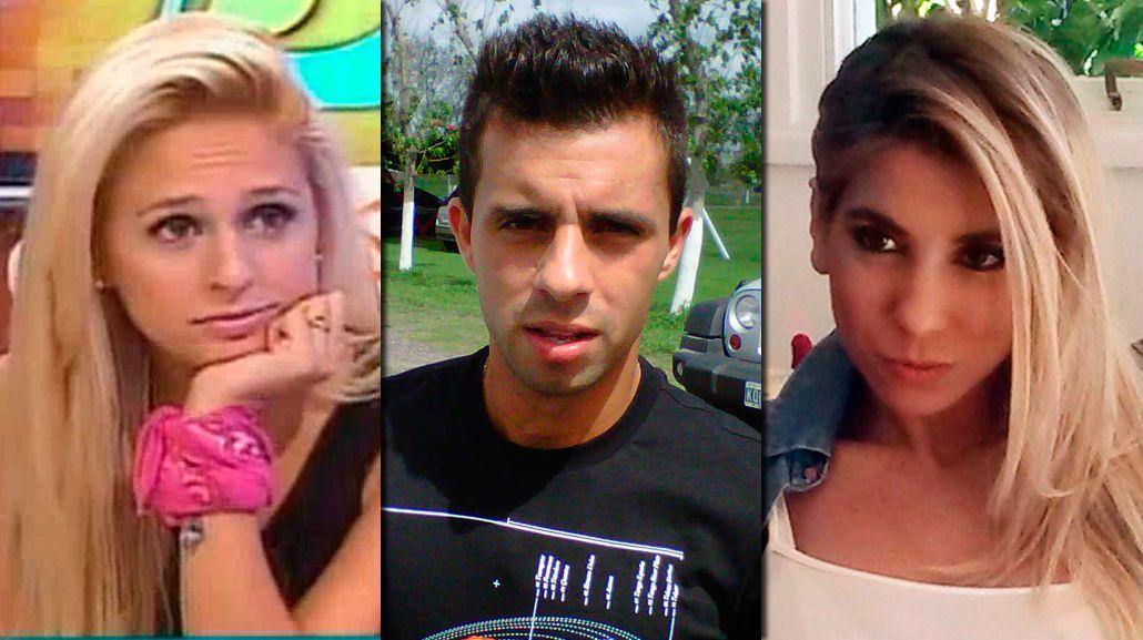 La ex de Matías Defederico dijo que él tenía problemas sexuales por un gualicho de Cinthia Fernández