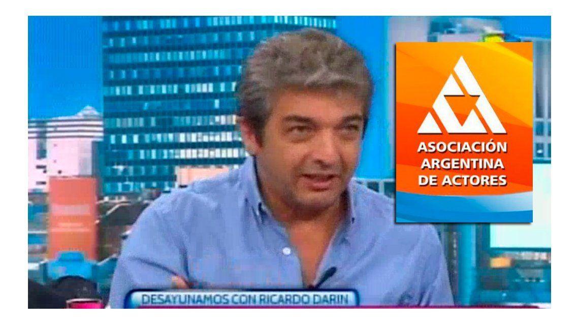 Ricardo Darín se mete en el conflicto: Estoy totalmente de acuerdo con el reclamo