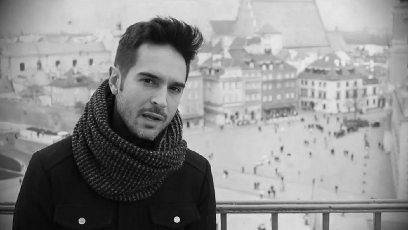 El nuevo videoclip de Patricio Arellano, filmado en Europa