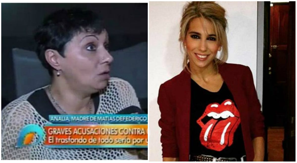 La madre de Defederico vs Cinthia Fernández: Ella le pegó a la madre
