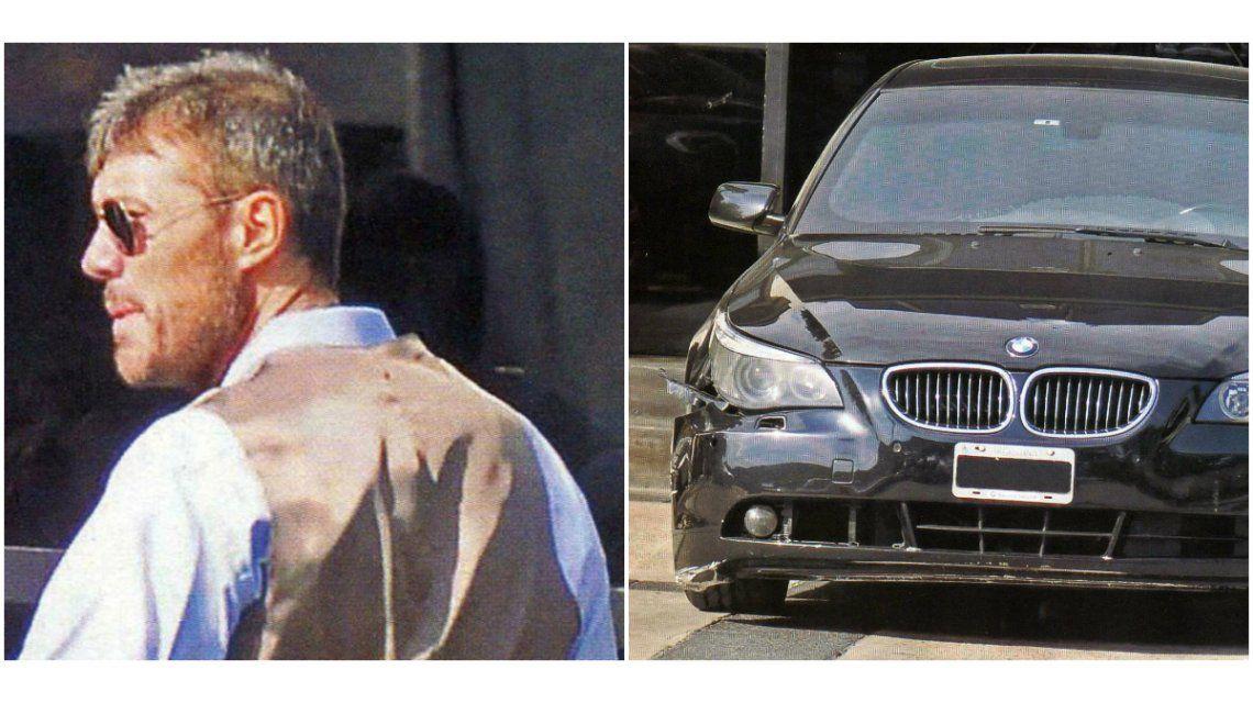 Le chocaron la camioneta a Marcelo Tinelli: así quedó y cuánto le costó el arreglo