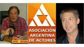 Quique Estevanez habló del paro de Actores y el conflicto con Adrián Suar