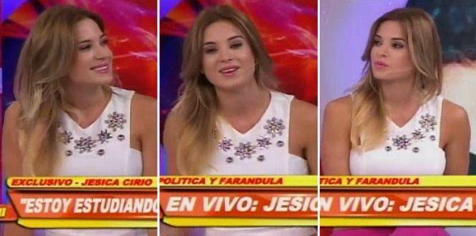 Jésica Cirio no descarta la política, estudia periodismo y ¿su padre recibió dinero para no ir a su casamiento?