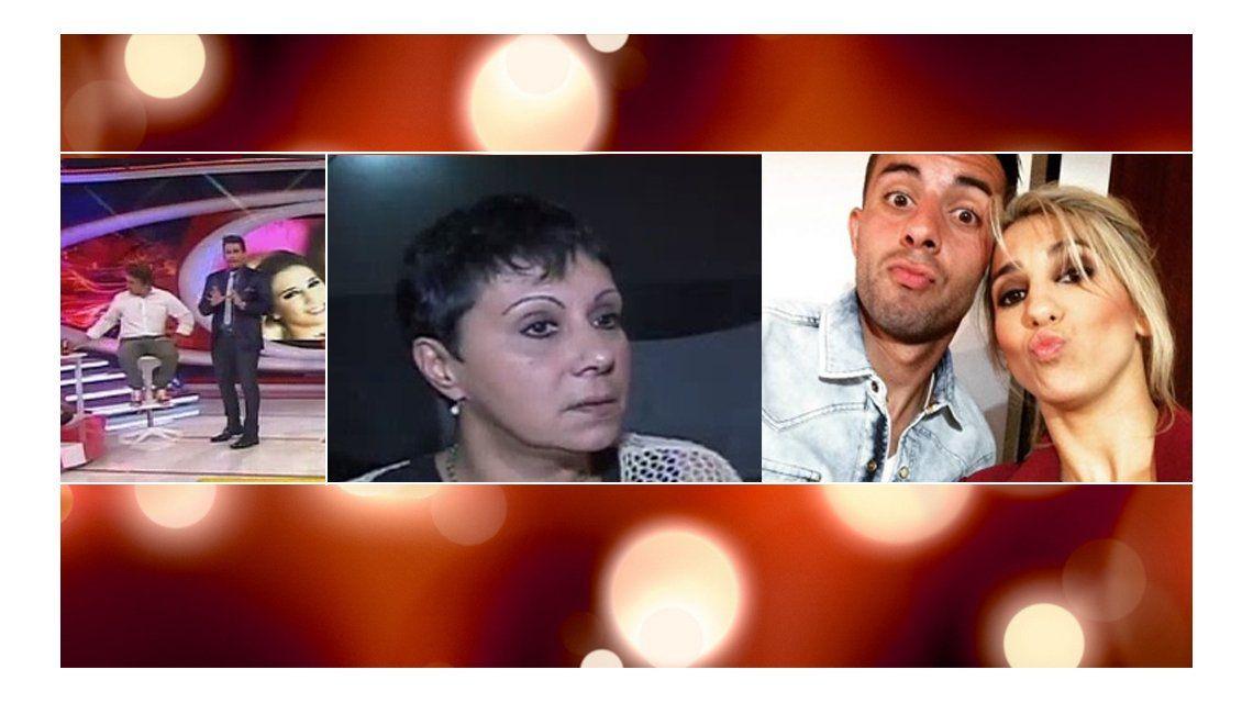 El motivo de la supuesta extorsión de la madre Matías Defederico a Cinthia Fernández