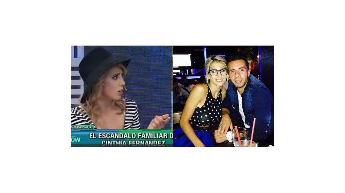 Cinthia Fernández vs la madre de Matías Defederico: La voy a destrozar en la Justicia