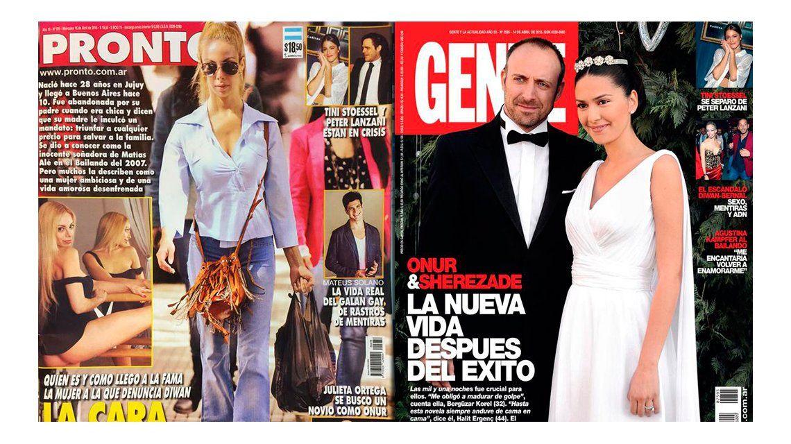 La cara oculta de Gisela Bernal: la historia de una ambiciosa; la vida después del éxito de Las Mil y una noches