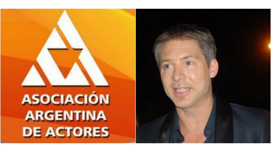 Asociación de Actores vs Adrián Suar: Es fácil demandar el diálogo con la plata en el bolsillo