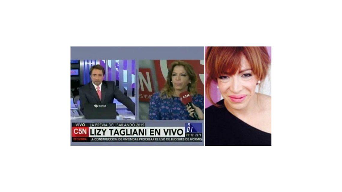 Lizy Tagliani no cambió su DNI: Amo al Luis que tengo adentro; sin él, no tendría esta historia