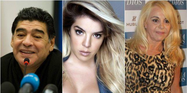 Dalma Maradona habló de todo: su relación con Diego, los escándalos en Twitter y la advertencia de Claudia