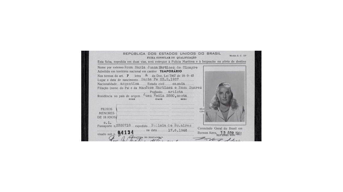 Apareció un documento que certifica la verdadera edad de Mirtha Legrand: ¿Es real?