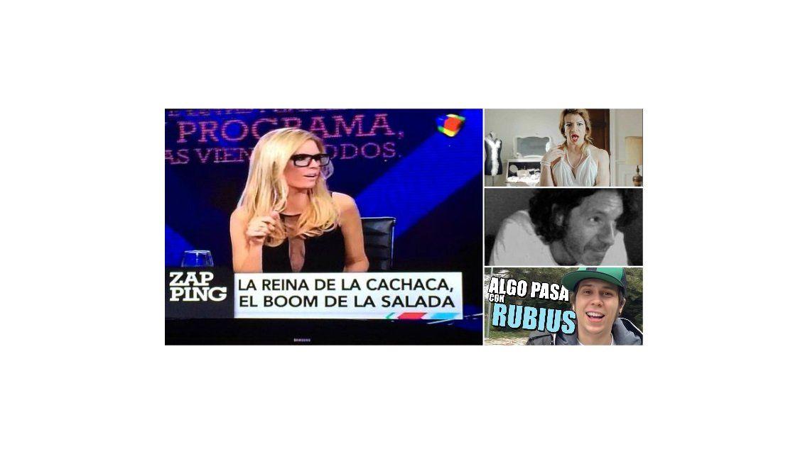 Viviana Canosa, furiosa contra los ex come billetera, sus panelistas, los Youtubers y Lizy Tagliani