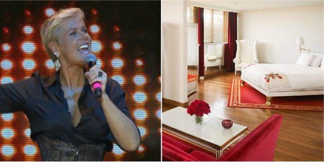 La visita fugaz de Xuxa a la Argentina para los 25 años de Telefe: ¿qué hizo en el medio?