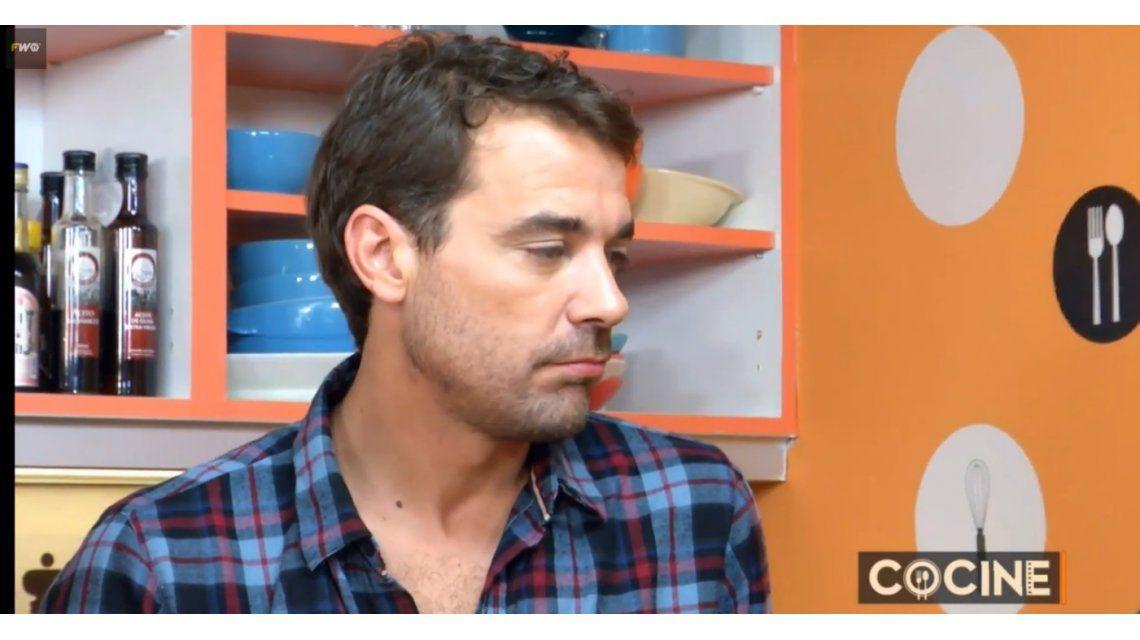 Pedro Alfonso y su confesión más secreta: Algunos participantes varones del Patinando me quisieron levantar