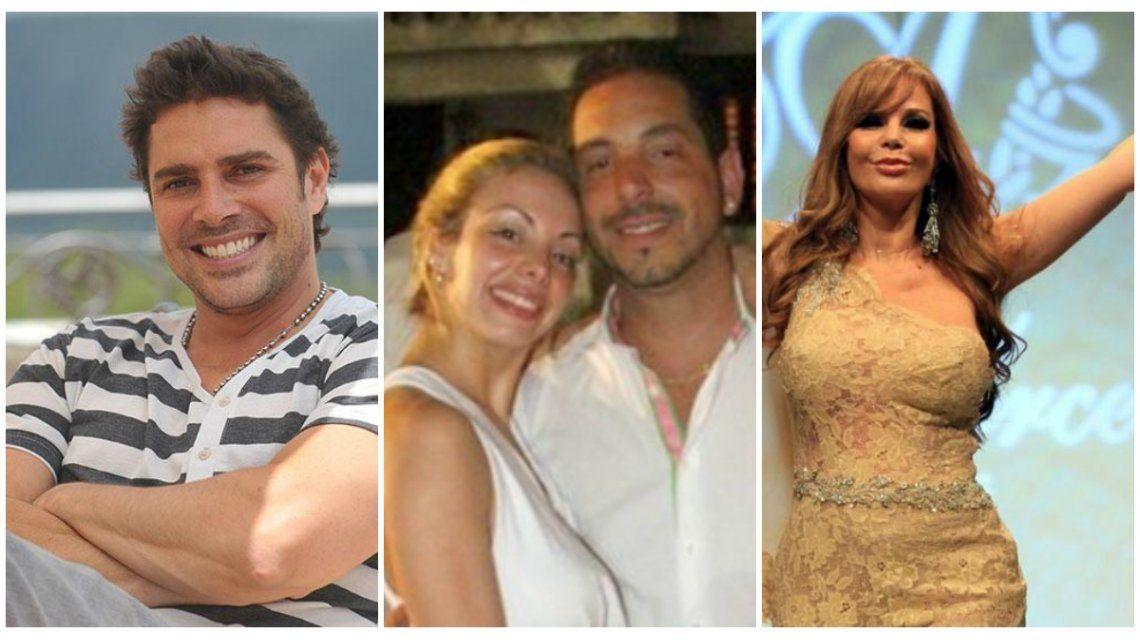 Graciela Alfano metió a Matías Alé en el escándalo Bernal - Diwan: ¿Será hijo de él?
