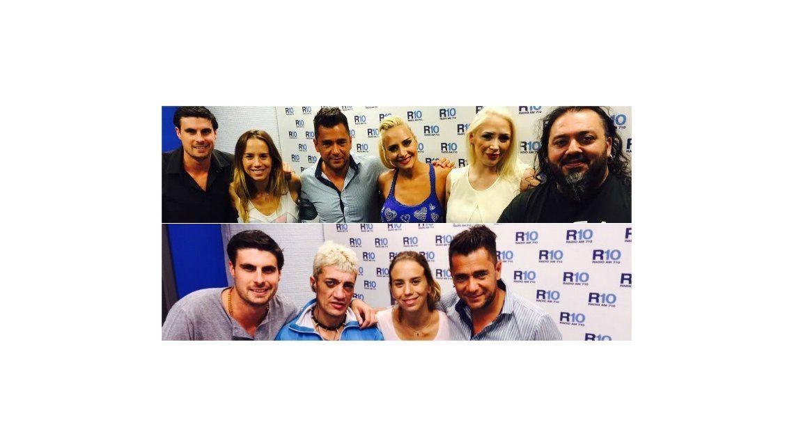 Empezó De caño vale doble por Radio 10: Mirá los invitados del fin de semana