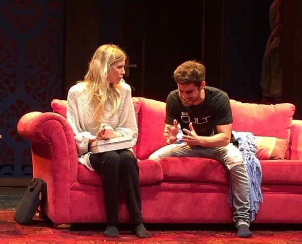 Guillermina Valdes se ve reflejada en la obra: Sexo con Extraños es un sueño no realizado o un prejuicio