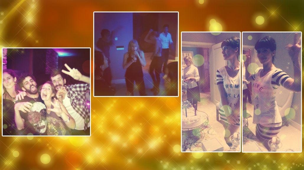 La alocada fiesta de cumpleaños de Griselda Siciliani: baile, tragos y amigos